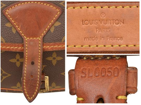Louis Vuitton Monogram Shoulder Solange Cross Body Bag Image 11