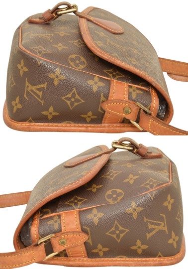 Louis Vuitton Monogram Shoulder Solange Cross Body Bag Image 3