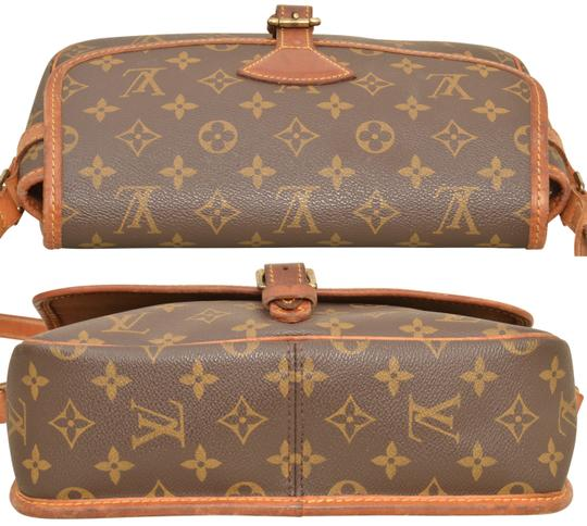 Louis Vuitton Monogram Shoulder Solange Cross Body Bag Image 4