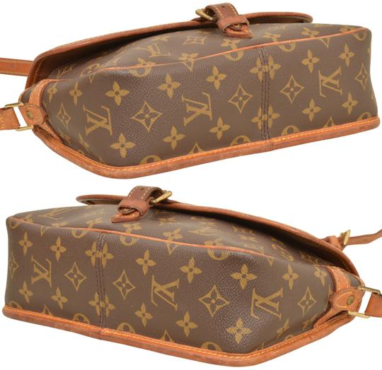 Louis Vuitton Monogram Shoulder Solange Cross Body Bag Image 5