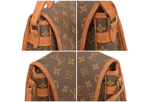 Louis Vuitton Monogram Shoulder Solange Cross Body Bag Image 6