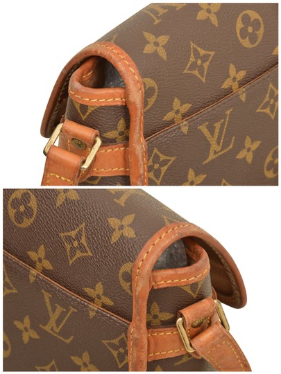 Louis Vuitton Monogram Shoulder Solange Cross Body Bag Image 7