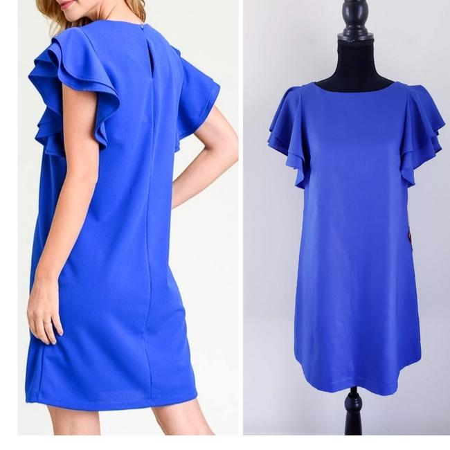Preload https://item1.tradesy.com/images/ali-ro-beret-blue-5898d-mid-length-night-out-dress-size-8-m-25809915-0-1.jpg?width=400&height=650