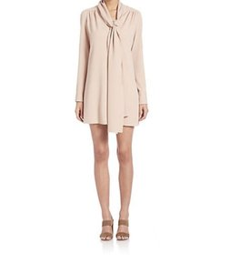See by Chloé short dress Nude on Tradesy