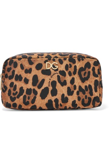 Preload https://img-static.tradesy.com/item/25810079/dolce-and-gabbana-dolce-and-gabbana-leopard-nylon-cosmetic-bag-0-0-540-540.jpg