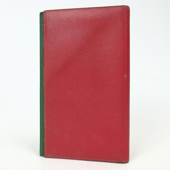 Hermès Hermes agenda passport cover notebook diary day planner Image 1