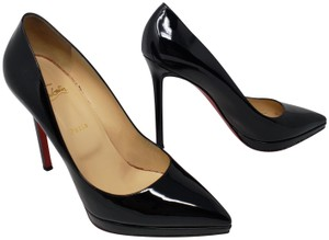 best service 6600a 04ae0 Christian Louboutin Pigalle Plato Pumps - Up to 70% off at ...