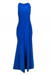 Theia Gowns Royal Racerback Dress