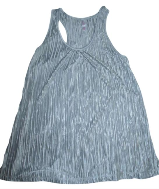 Preload https://item5.tradesy.com/images/xhilaration-silver-tunic-size-4-s-258119-0-0.jpg?width=400&height=650