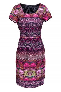 David Meister Multicolored Dress