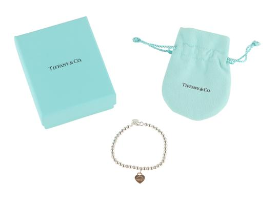 Tiffany & Co. Beaded Rubedo Heart Tag Image 11