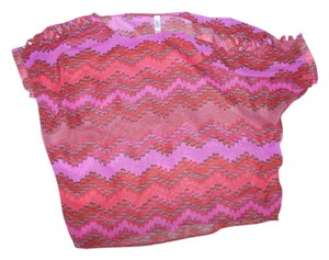 Xhilaration Top pink