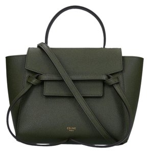 Céline Nano Nano Belt Belt Shoulder Bag
