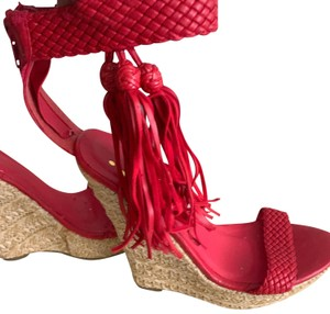 I Love H81 red Wedges