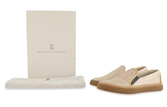 Brunello Cucinelli Gold Athletic Image 11