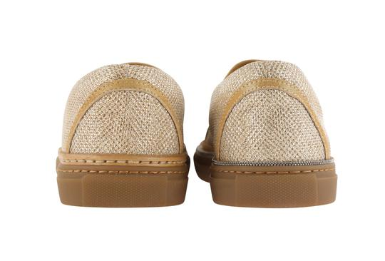 Brunello Cucinelli Gold Athletic Image 3