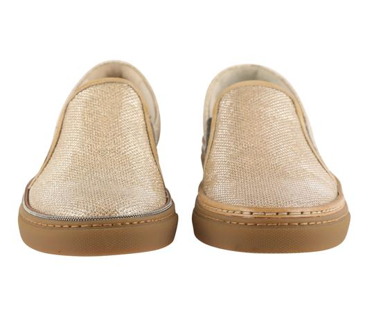 Brunello Cucinelli Gold Athletic Image 6