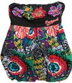 Desigual short dress multi Party Strapless on Tradesy
