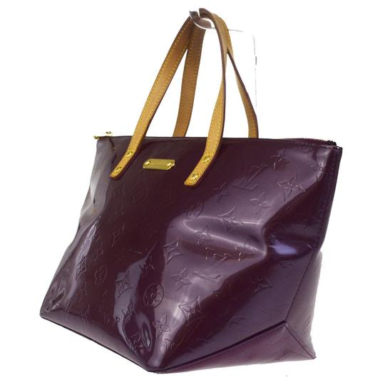 Louis Vuitton Tote in Violet Image 2