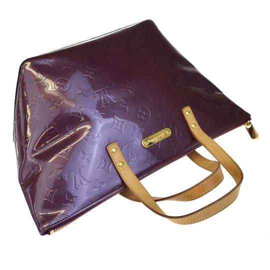 Louis Vuitton Tote in Violet Image 4