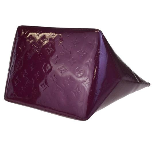 Louis Vuitton Tote in Violet Image 5