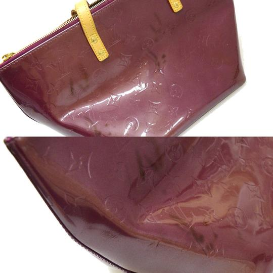 Louis Vuitton Tote in Violet Image 6