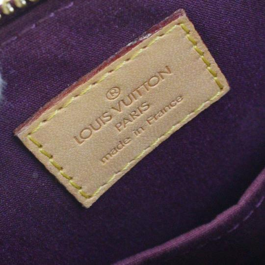 Louis Vuitton Tote in Violet Image 8