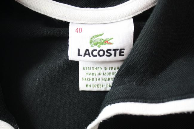 Lacoste short dress black on Tradesy Image 2