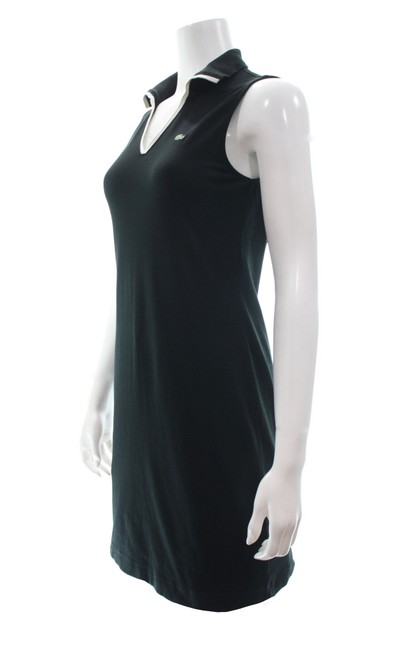 Lacoste short dress black on Tradesy Image 3