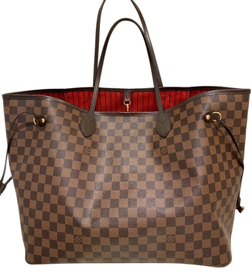 Preload https://img-static.tradesy.com/item/25813412/louis-vuitton-neverfull-gm-damier-ebene-in-red-canvas-tote-0-1-540-540.jpg