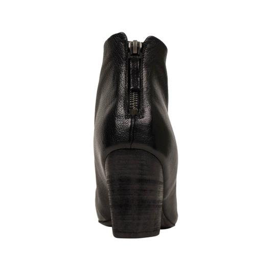 Marsèll Leather Winter Distressed Black Boots Image 2