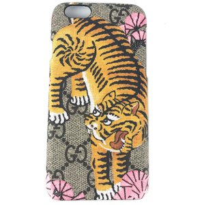 Gucci GUCCI GG Supreme Bengal iPhone 7 Phone Cover