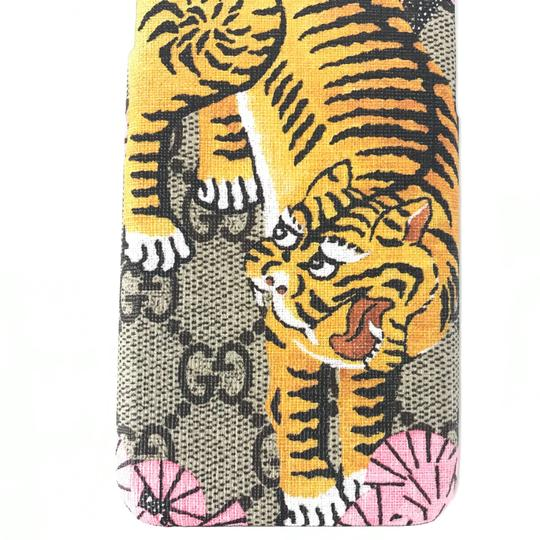 Gucci GUCCI GG Supreme Bengal iPhone 7 Phone Cover Image 10