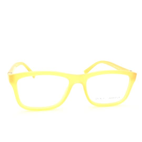 Dolce&Gabbana Dolce and Gabbana Square Translucent Yellow DG3164 c.652 Rx Eyeglasses Image 2