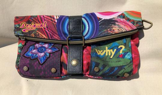 Desigual Clutch Cross Body Bag Image 2