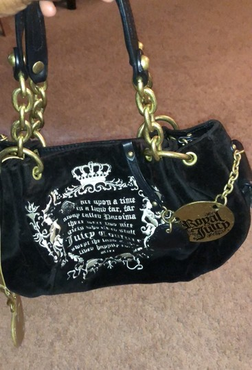 Juicy Couture Tote in black Image 1