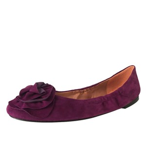 Vince Camuto Ballet Comfortable Orchid Flats