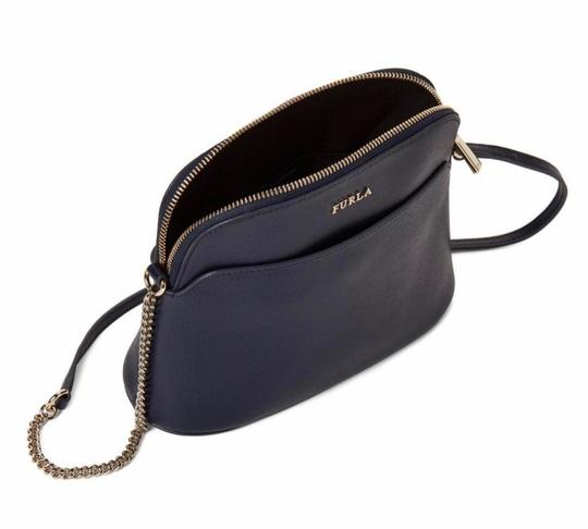 Furla Shoulder/Cross New With Sak's Has Dust 'miky' Style Dressy Or Casual Cross Body Bag Image 1