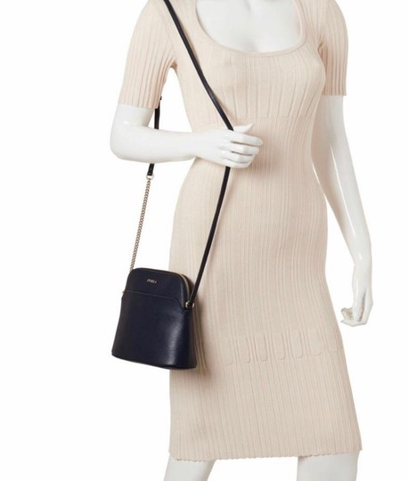 Furla Shoulder/Cross New With Sak's Has Dust 'miky' Style Dressy Or Casual Cross Body Bag Image 2