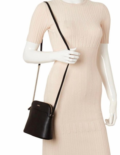 Furla Shoulder/Cross New With Sak's Has Dust 'miky' Style Dressy Or Casual Cross Body Bag Image 3