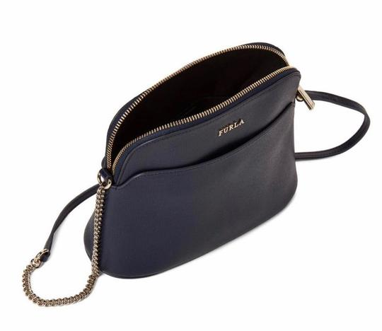 Furla Shoulder/Cross New With Sak's Has Dust 'miky' Style Dressy Or Casual Cross Body Bag Image 4