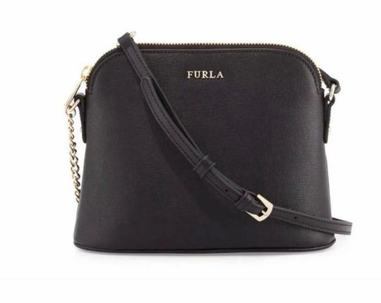 Furla Shoulder/Cross New With Sak's Has Dust 'miky' Style Dressy Or Casual Cross Body Bag Image 5