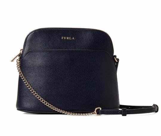 Furla Shoulder/Cross New With Sak's Has Dust 'miky' Style Dressy Or Casual Cross Body Bag Image 6