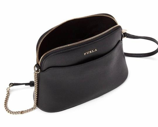 Furla Shoulder/Cross New With Sak's Has Dust 'miky' Style Dressy Or Casual Cross Body Bag Image 7