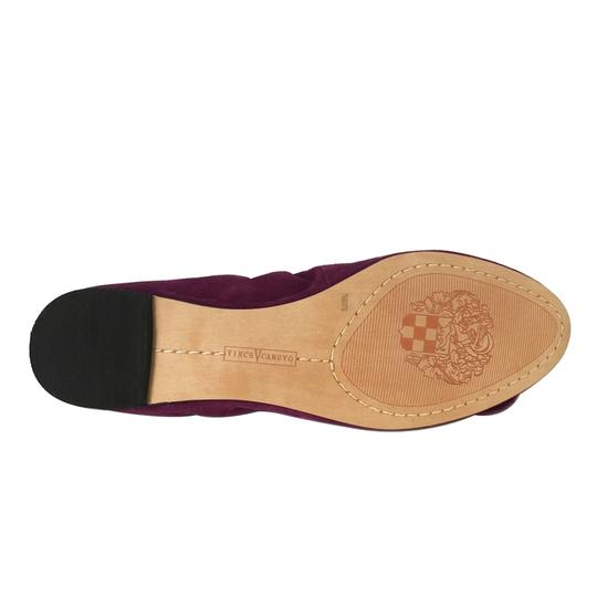 Vince Camuto Ballet Comfortable Slip On Rose Orchid Flats Image 5