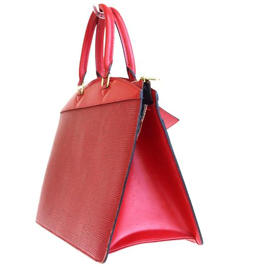 Louis Vuitton Tote in Red Image 3