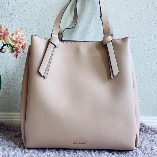 Nine West Tote in blush Image 1