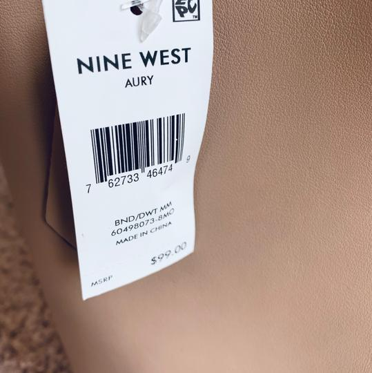 Nine West Tote in blush Image 5
