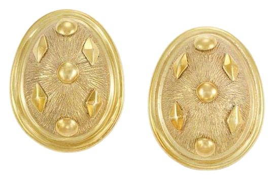 Preload https://img-static.tradesy.com/item/25814275/tiffany-and-co-yellow-gold-schlumberger-clip-on-shield-style-vintage-earrings-0-1-540-540.jpg
