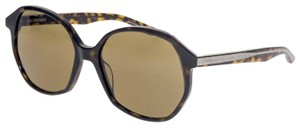 Balenciaga BALENCIAGA EVERYDAY 0005 Havana Brown Oversized Sunglasses BB0005S